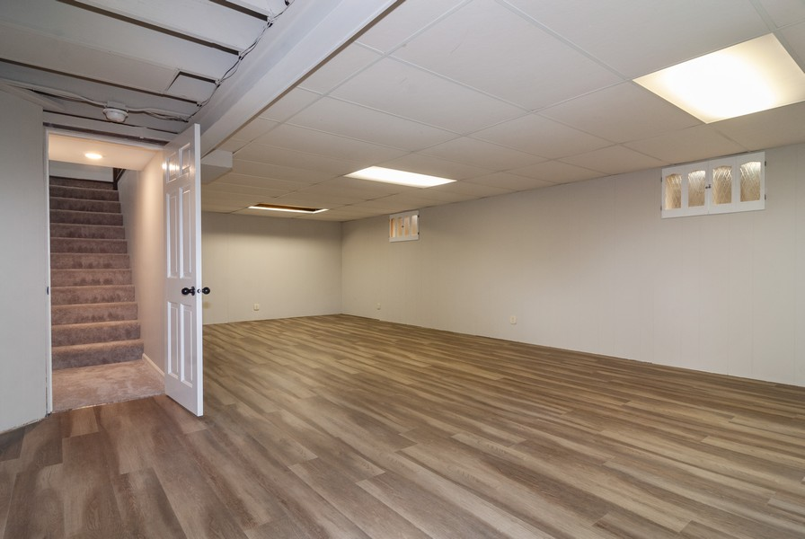 Real Estate Photography - 908 Royal St George Dr, Naperville, IL, 60563 - Basement