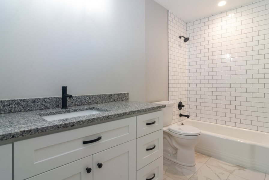 Real Estate Photography - 908 Royal St George Dr, Naperville, IL, 60563 - Bathroom