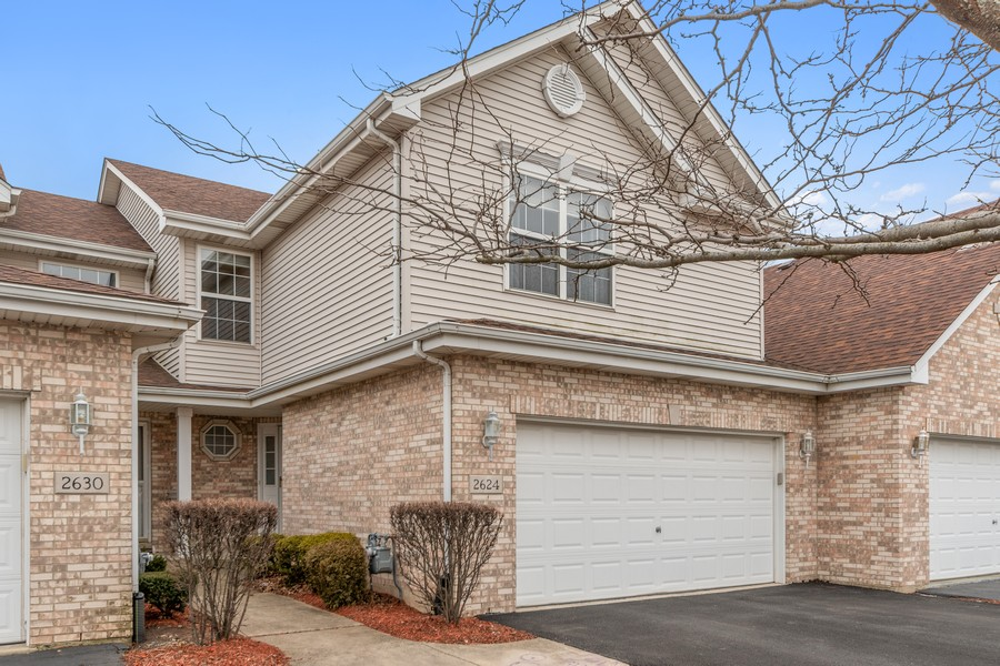 Real Estate Photography - 2624 Schooner Dr, New Lenox, IL, 60451 - Front View