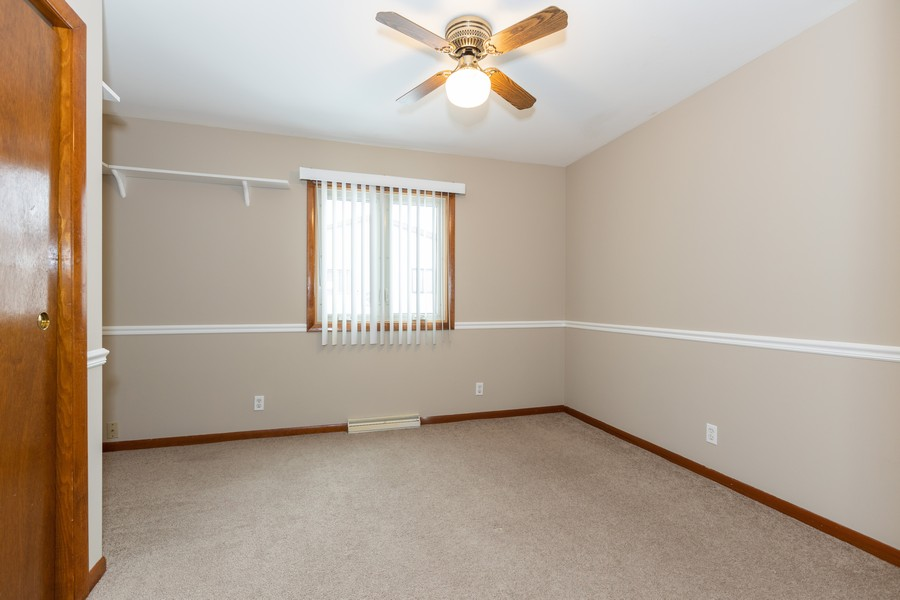 Real Estate Photography - 1032 Schoolgate Rd, New Lenox, IL, 60451 - Bedroom
