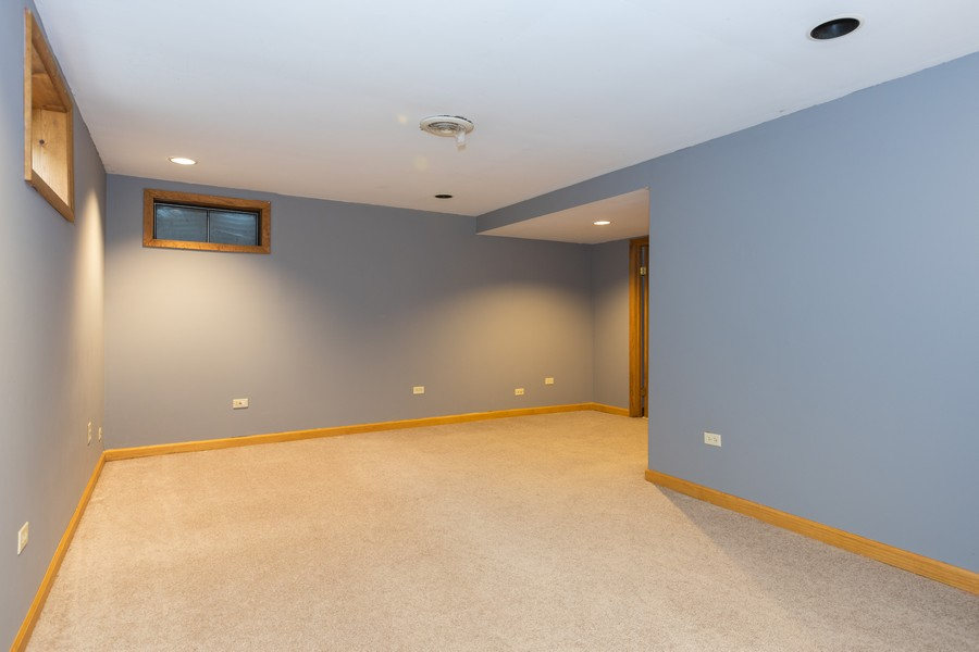Real Estate Photography - 1032 Schoolgate Rd, New Lenox, IL, 60451 - Basement