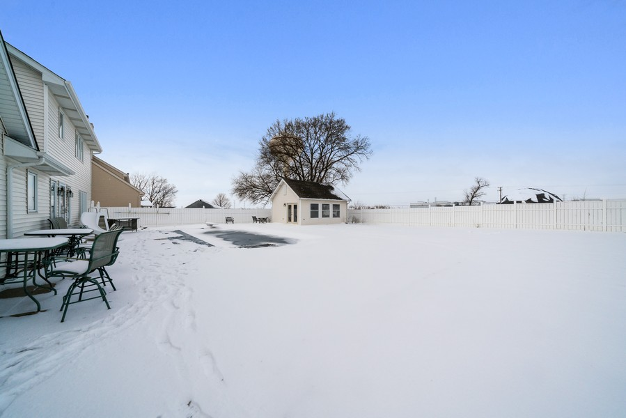 Real Estate Photography - 700 O Toole Dr, Minooka, IL, 60447 -