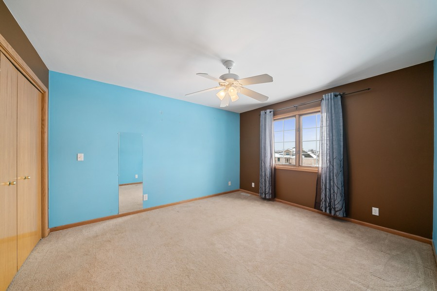 Real Estate Photography - 700 O Toole Dr, Minooka, IL, 60447 - SECOND BEDROOM
