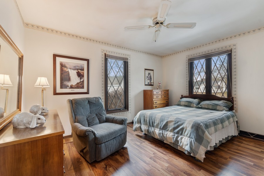 Real Estate Photography - 972 West Bauer Rd, Naperville, IL, 60563 - 3rd Bedroom