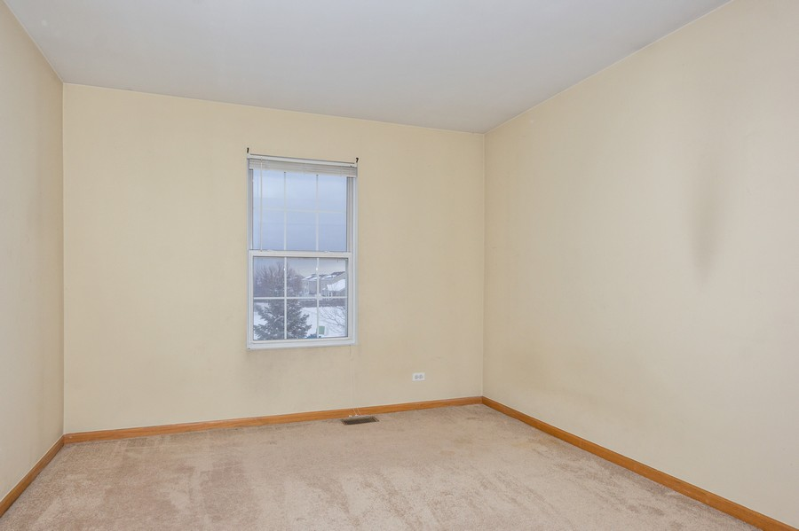 Real Estate Photography - 200 Parkside Dr, Shorewood, IL, 60404 - 3rd Bedroom