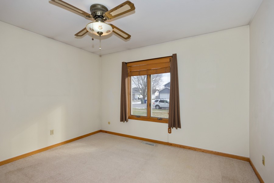 Real Estate Photography - 213 Deerhaven Dr, Minooka, IL, 60447 - 3rd Bedroom