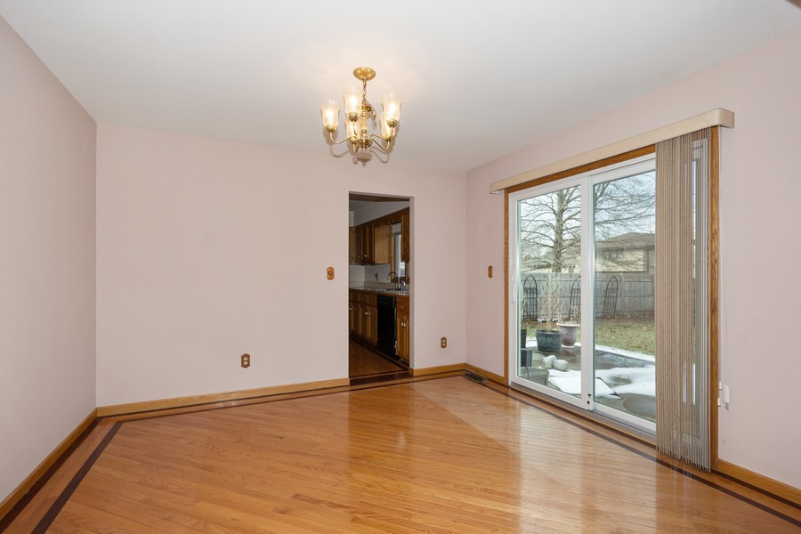 Real Estate Photography - 213 Deerhaven Dr, Minooka, IL, 60447 - Dining Room