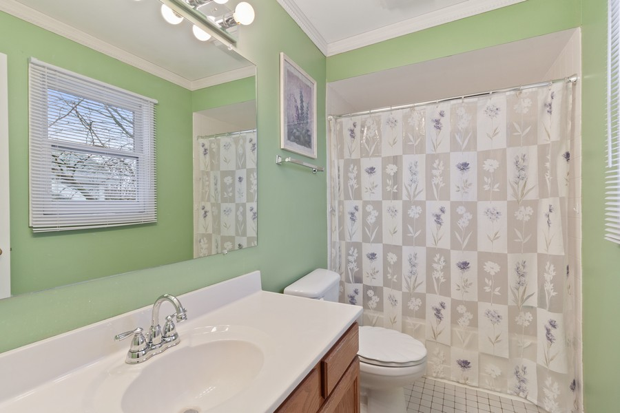 Real Estate Photography - 1591 Lois Ann Ln, Naperville, IL, 60563 - Bathroom