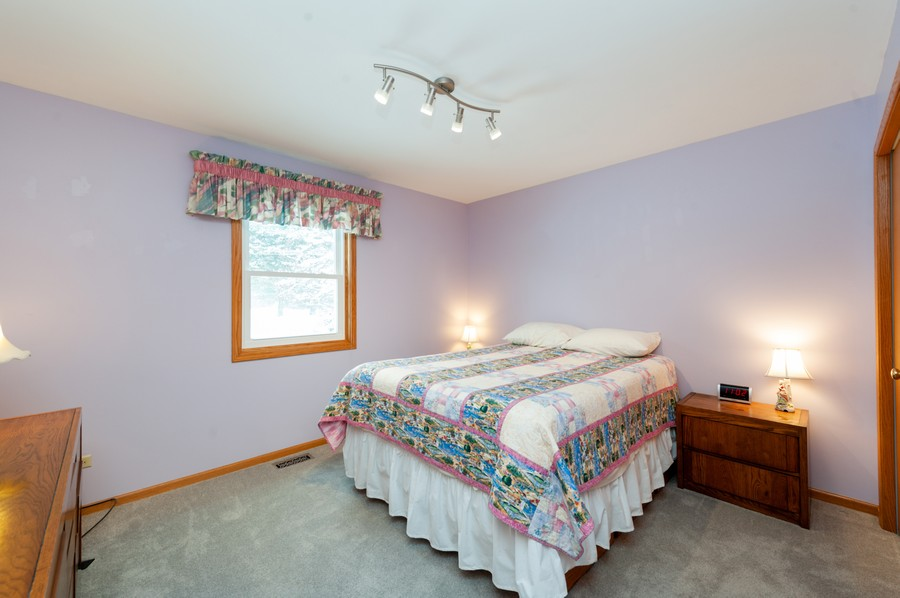 Real Estate Photography - 8807 Regnier Rd, Hebron, IL, 60034 - 3rd Bedroom