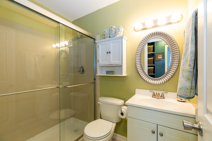 Real Estate Photography - 10240 Hyacinth Dr, Orland Park, IL, 60462 - Bathroom