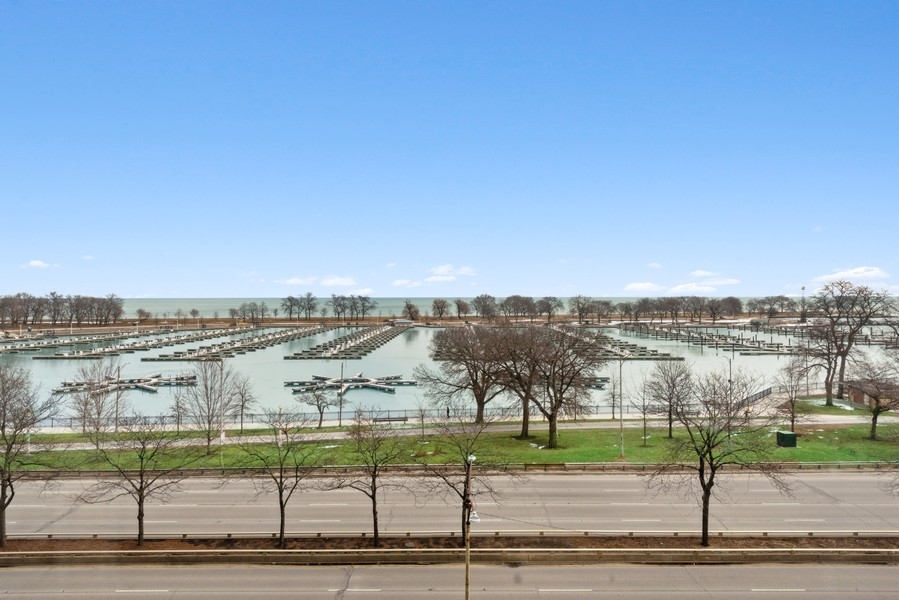 Real Estate Photography - 3400 North Lake Shore Dr, 4A, Chicago, IL, 60657 - View