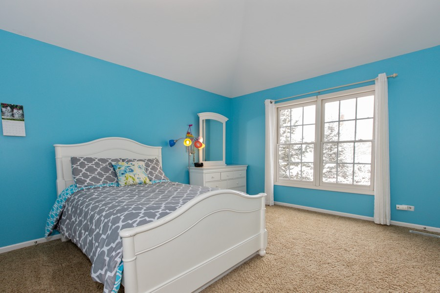 Real Estate Photography - 3655 Hector Ln, Naperville, IL, 60564 - 3rd Bedroom