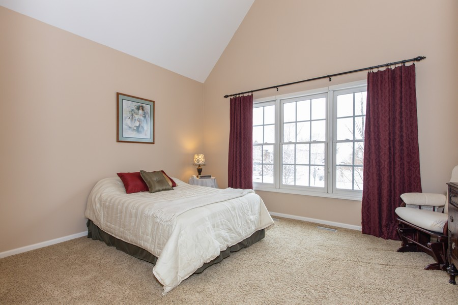 Real Estate Photography - 3655 Hector Ln, Naperville, IL, 60564 - Bedroom