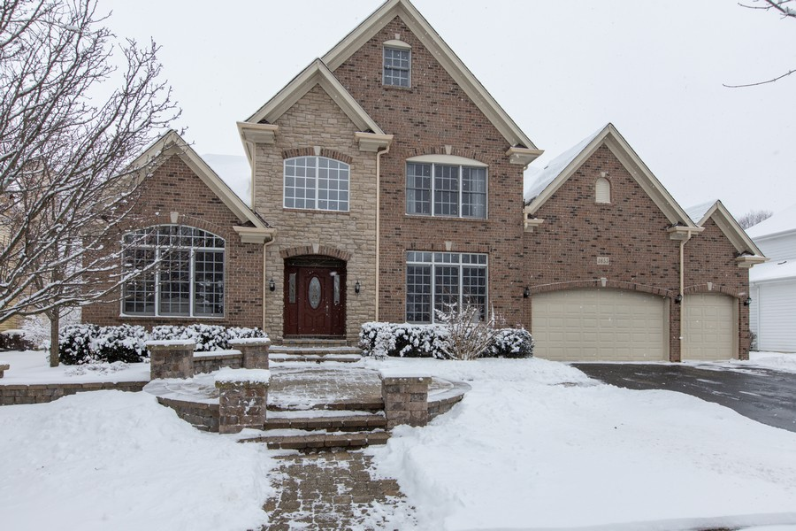 Real Estate Photography - 3655 Hector Ln, Naperville, IL, 60564 - Front View