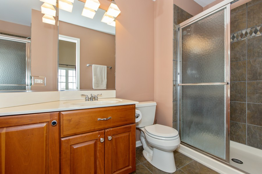 Real Estate Photography - 3655 Hector Ln, Naperville, IL, 60564 - Bathroom