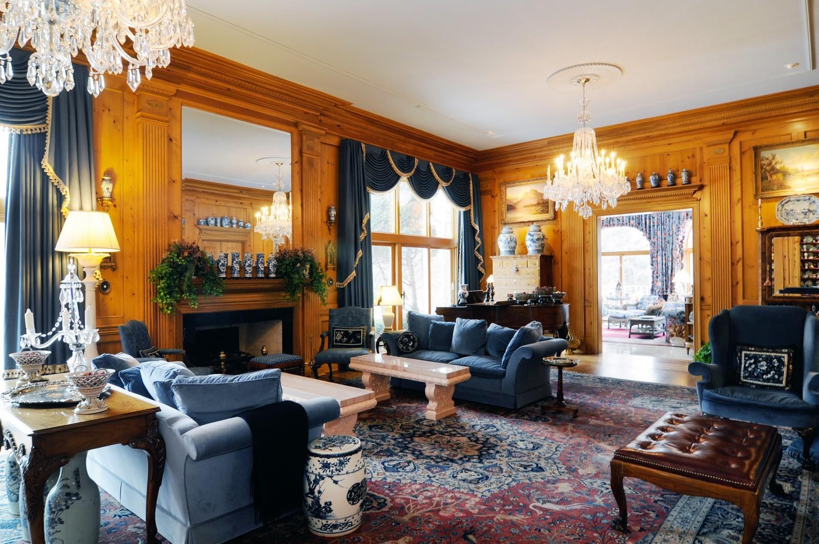 Real Estate Photography - 25471 W Plamondon, Wheaton, IL, 60189 - Great Room 1
