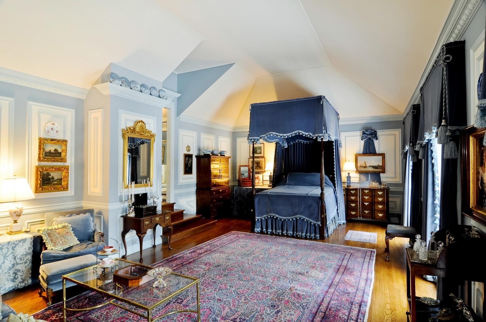 Real Estate Photography - 25471 W Plamondon, Wheaton, IL, 60189 - Master Bedroom