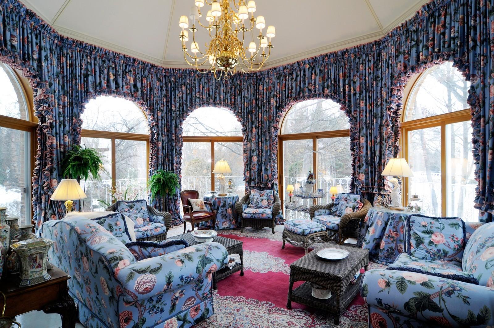 Real Estate Photography - 25471 W Plamondon, Wheaton, IL, 60189 - Sun Room