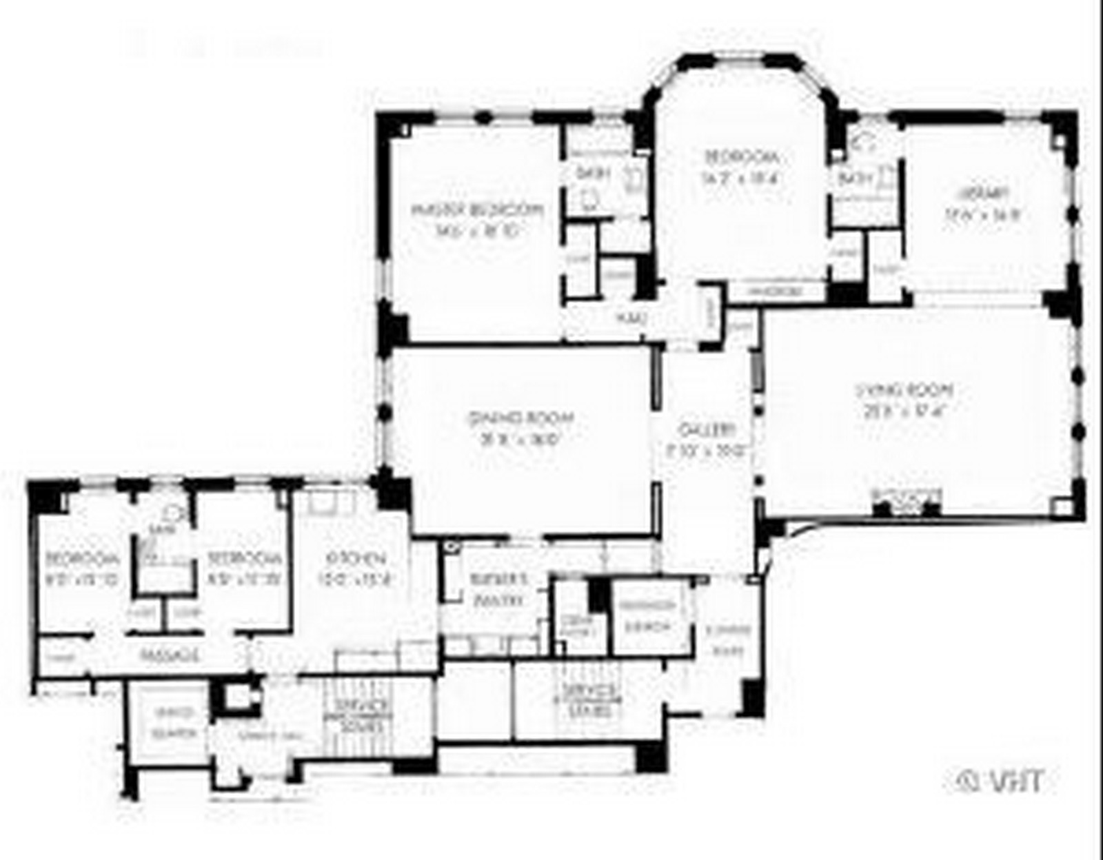 2440 n lakeview 7a chicago il 60614 virtual tour for Floor plan com