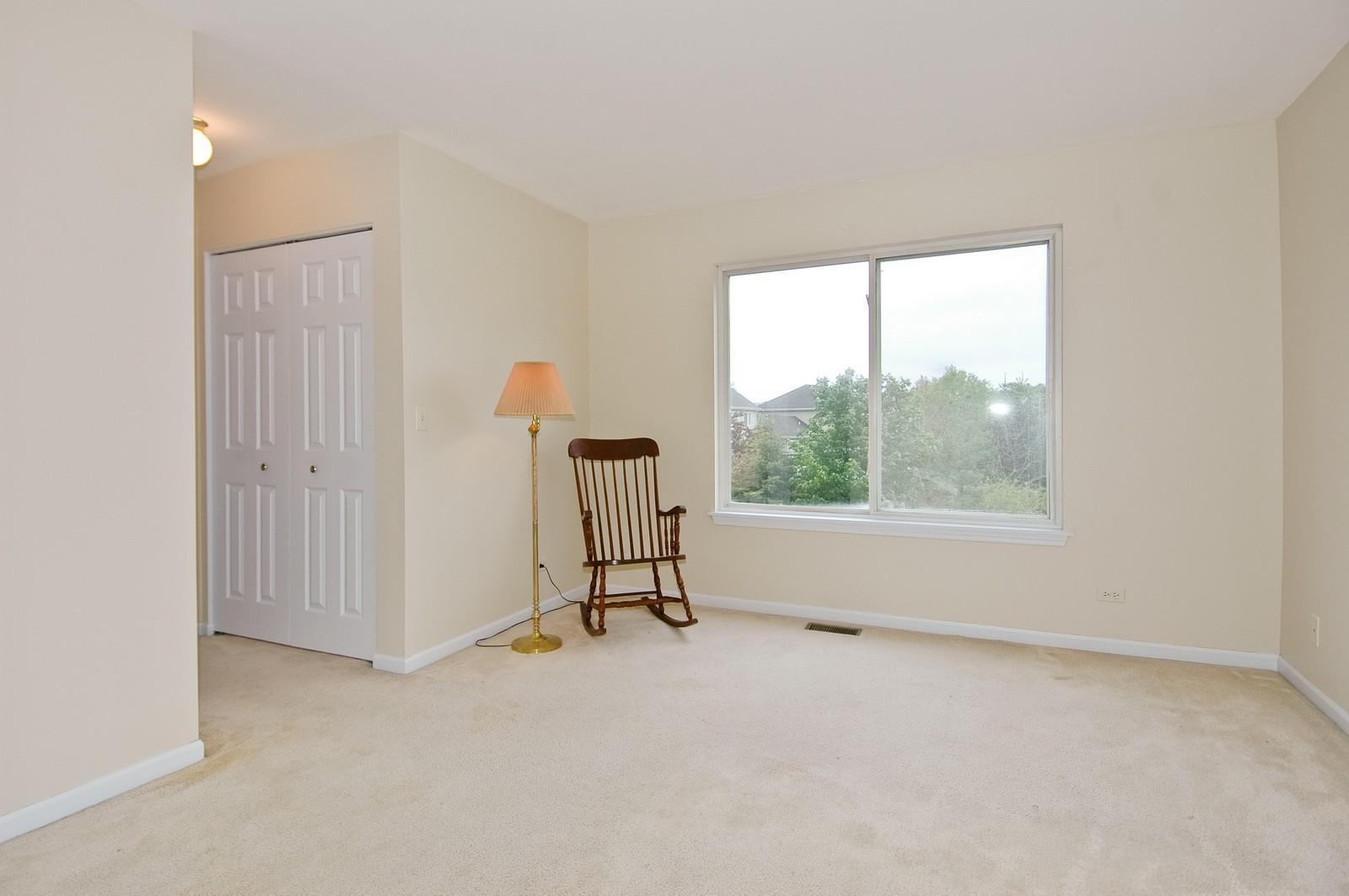 Real Estate Photography - 1086 Camillia, Fox River Grove, IL, 60021 - Master Bedroom
