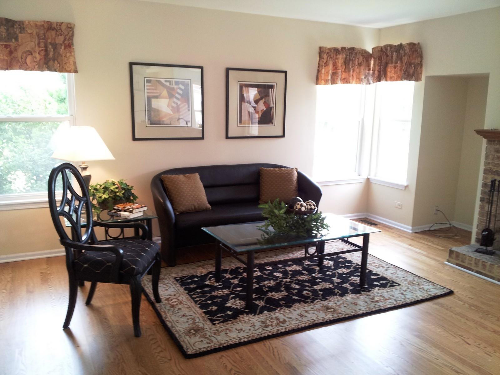 Real Estate Photography - 1086 Camillia, Fox River Grove, IL, 60021 - Family Room