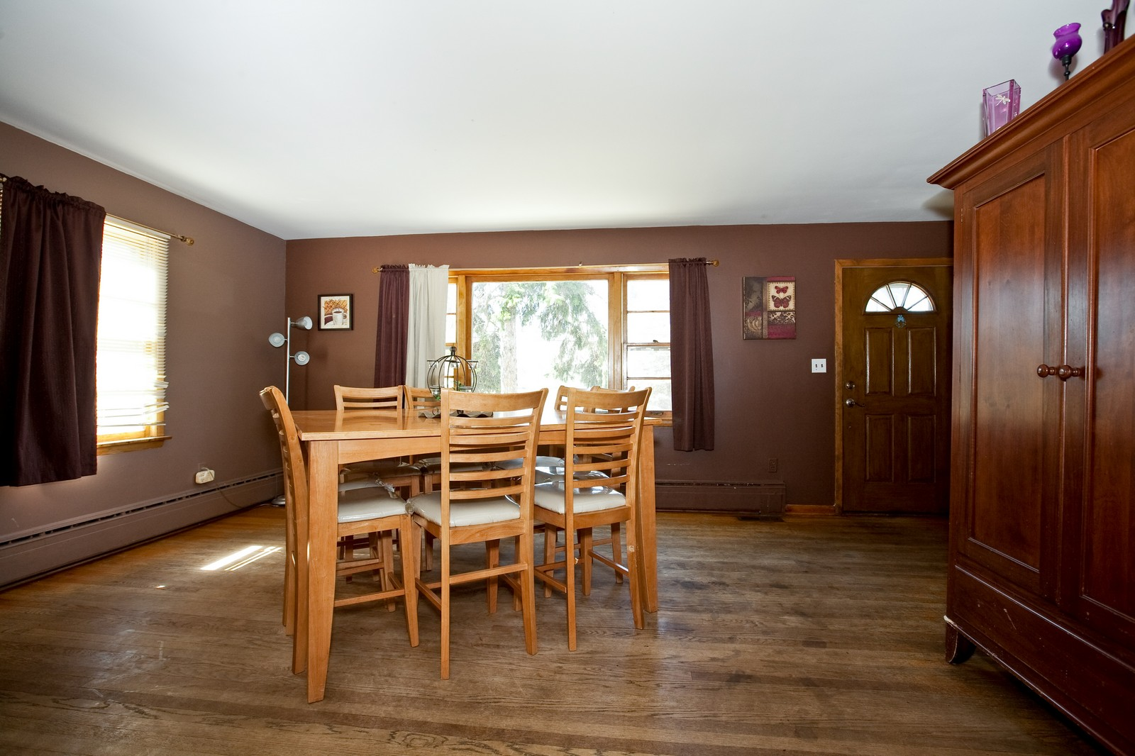 Real Estate Photography - 521 N Park, Westmont, IL, 60559 - Dining Room