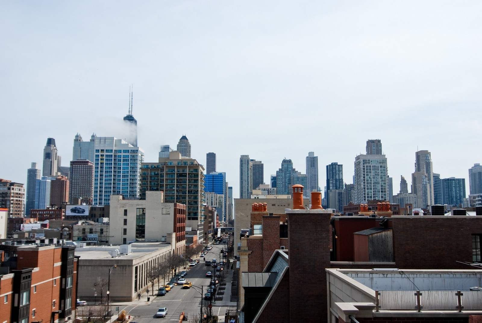 Real Estate Photography - 729 N Kingsbury, Chicago, IL, 60654 - View