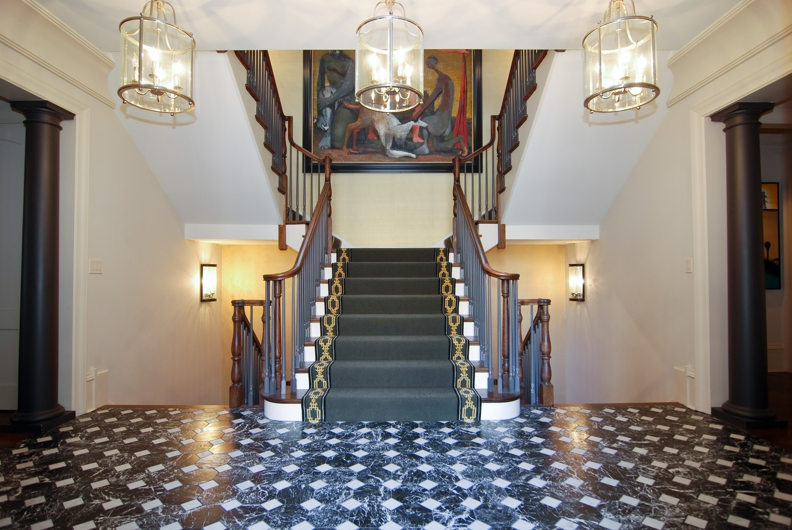 Real Estate Photography - 729 N Kingsbury, Chicago, IL, 60654 - Foyer