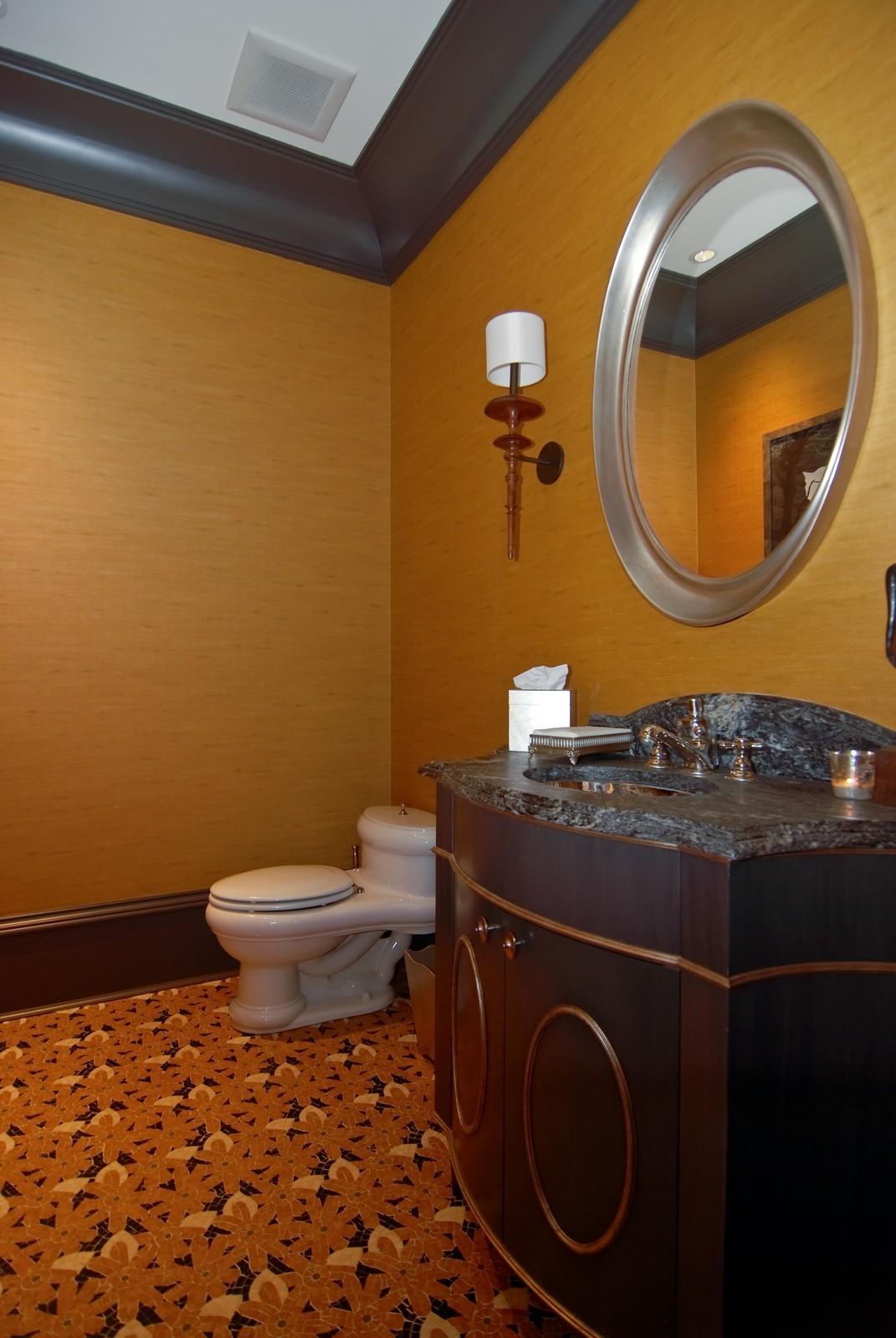 Real Estate Photography - 729 N Kingsbury, Chicago, IL, 60654 - Half Bath