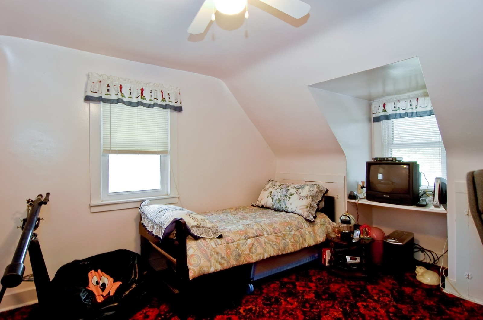 Real Estate Photography - 115 60th, Downers Grove, IL, 60516 - Guest Bedroom