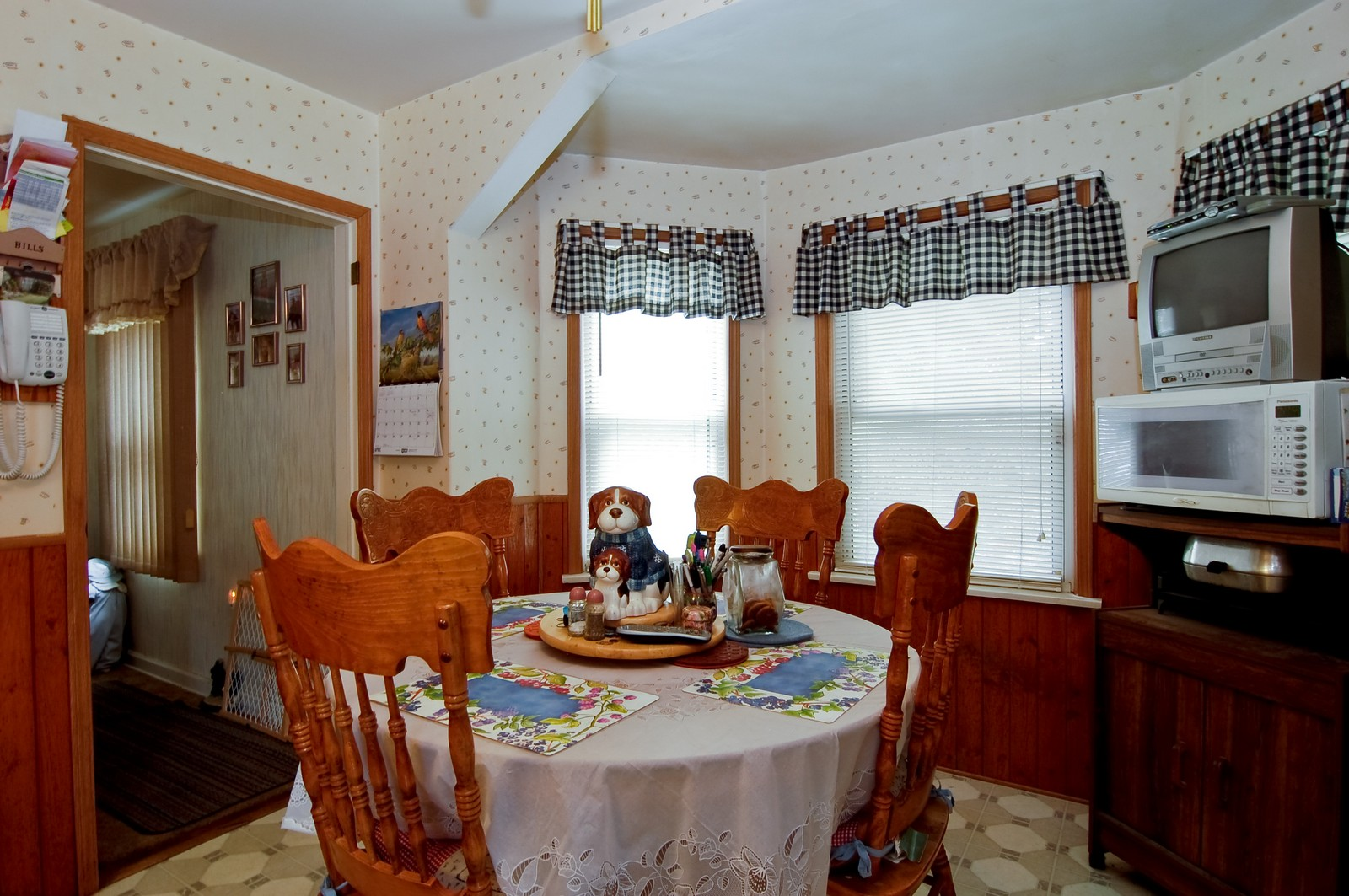 Real Estate Photography - 115 60th, Downers Grove, IL, 60516 - Dining Room