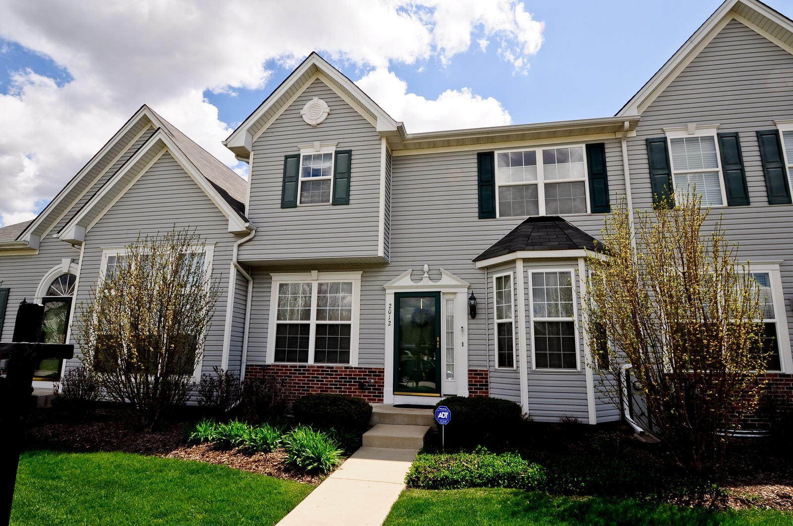 Real Estate Photography - 2012 Wagner, 206, Batavia, IL, 60510 - Front View