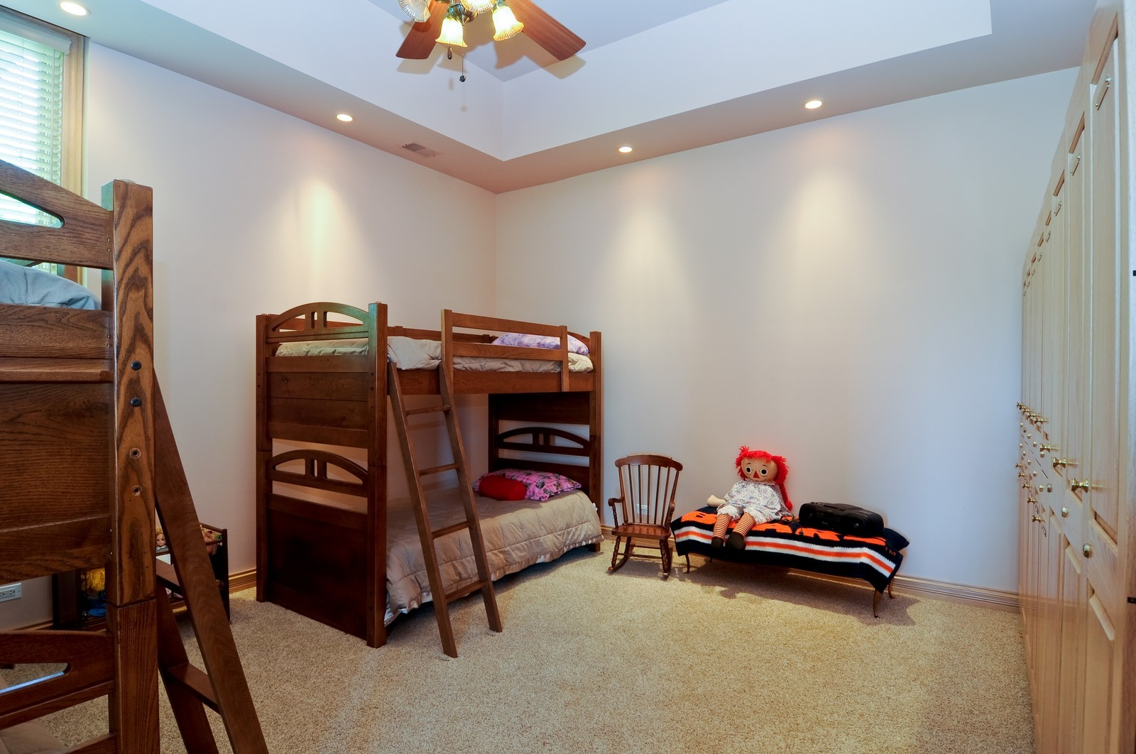 Real Estate Photography - 49 Brittany, Oakwood Hills, IL, 60013 - 4th Bedroom