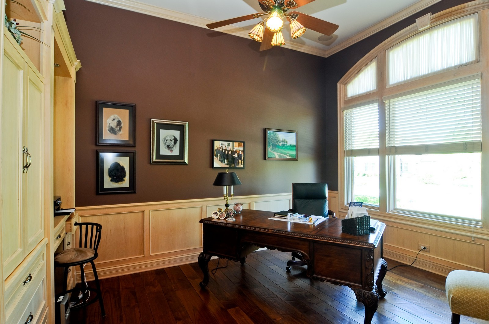Real Estate Photography - 49 Brittany, Oakwood Hills, IL, 60013 - Office