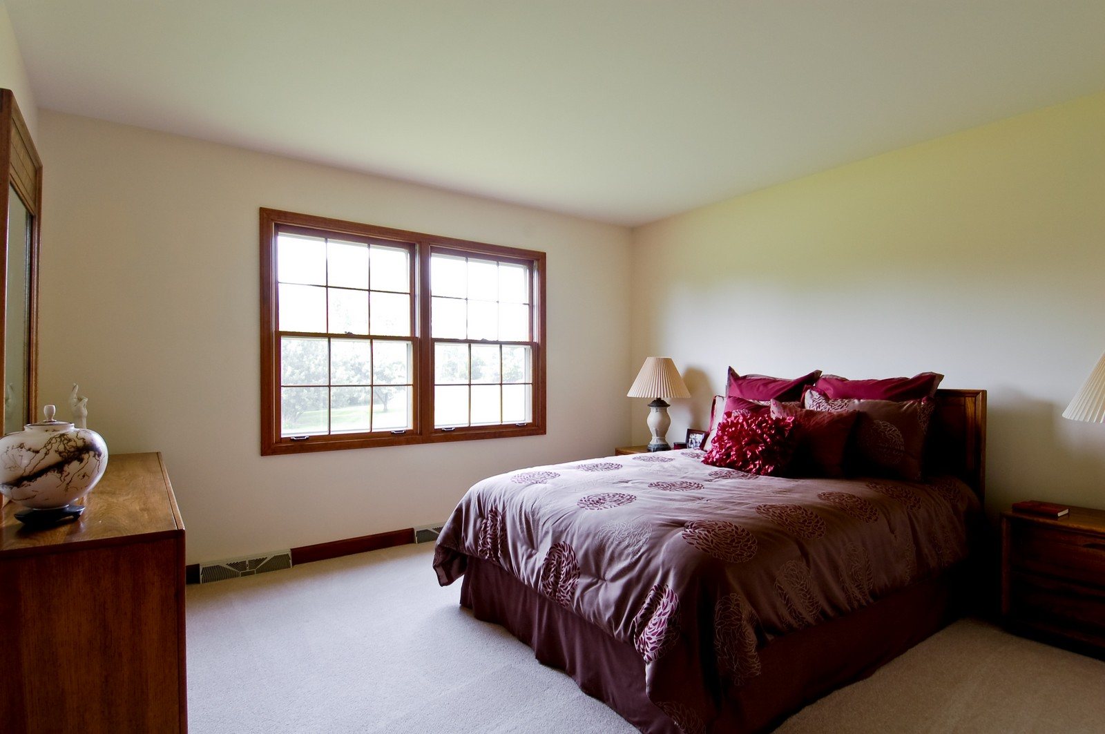 Real Estate Photography - 1S560 Verdun, Winfield, IL, 60190 - 2nd Bedroom