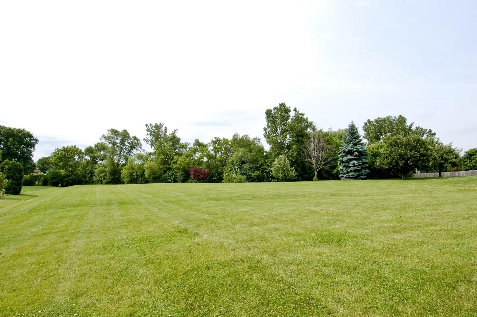 Real Estate Photography - 1S560 Verdun, Winfield, IL, 60190 - Back Yard