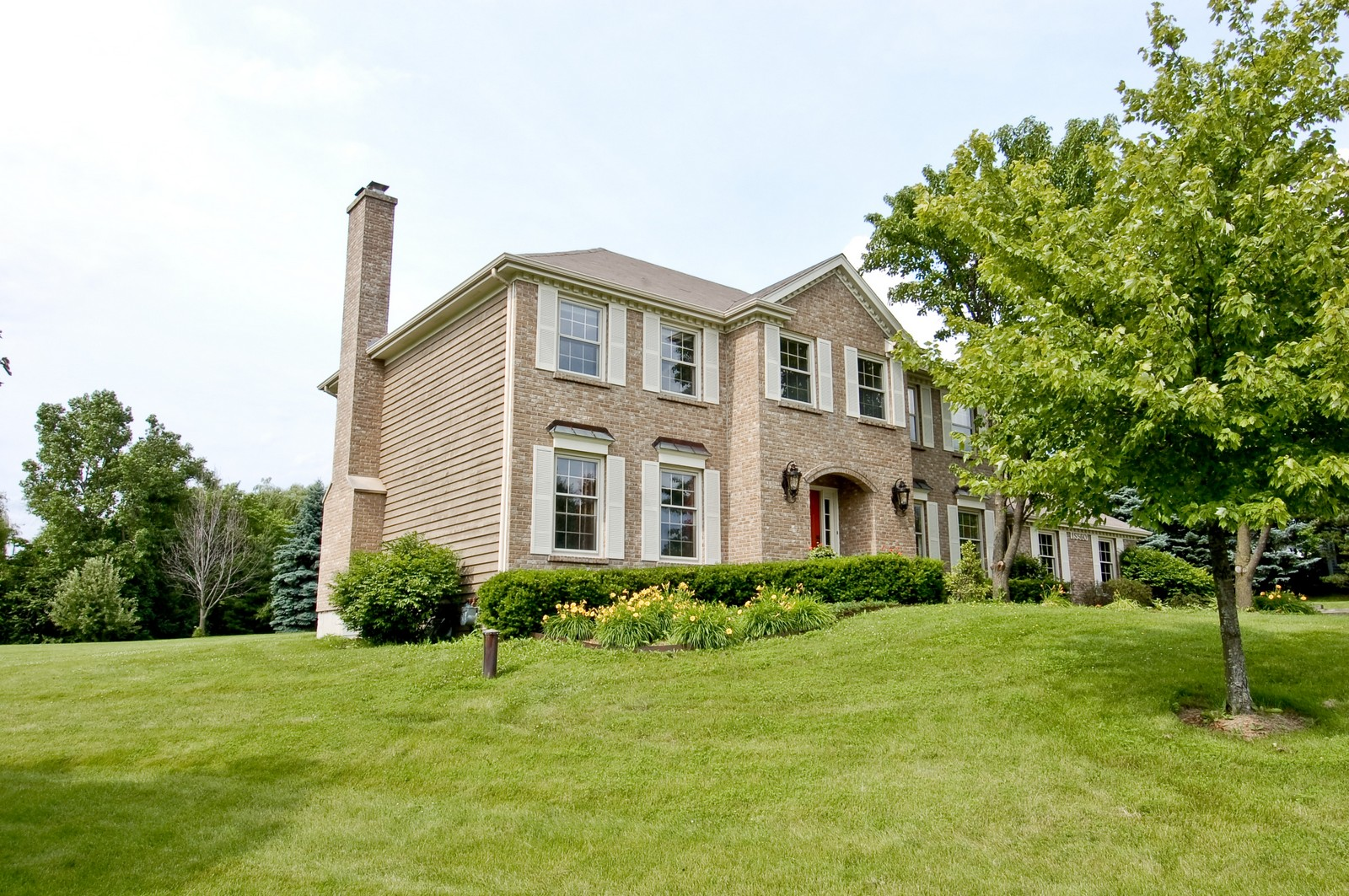Real Estate Photography - 1S560 Verdun, Winfield, IL, 60190 - Front View