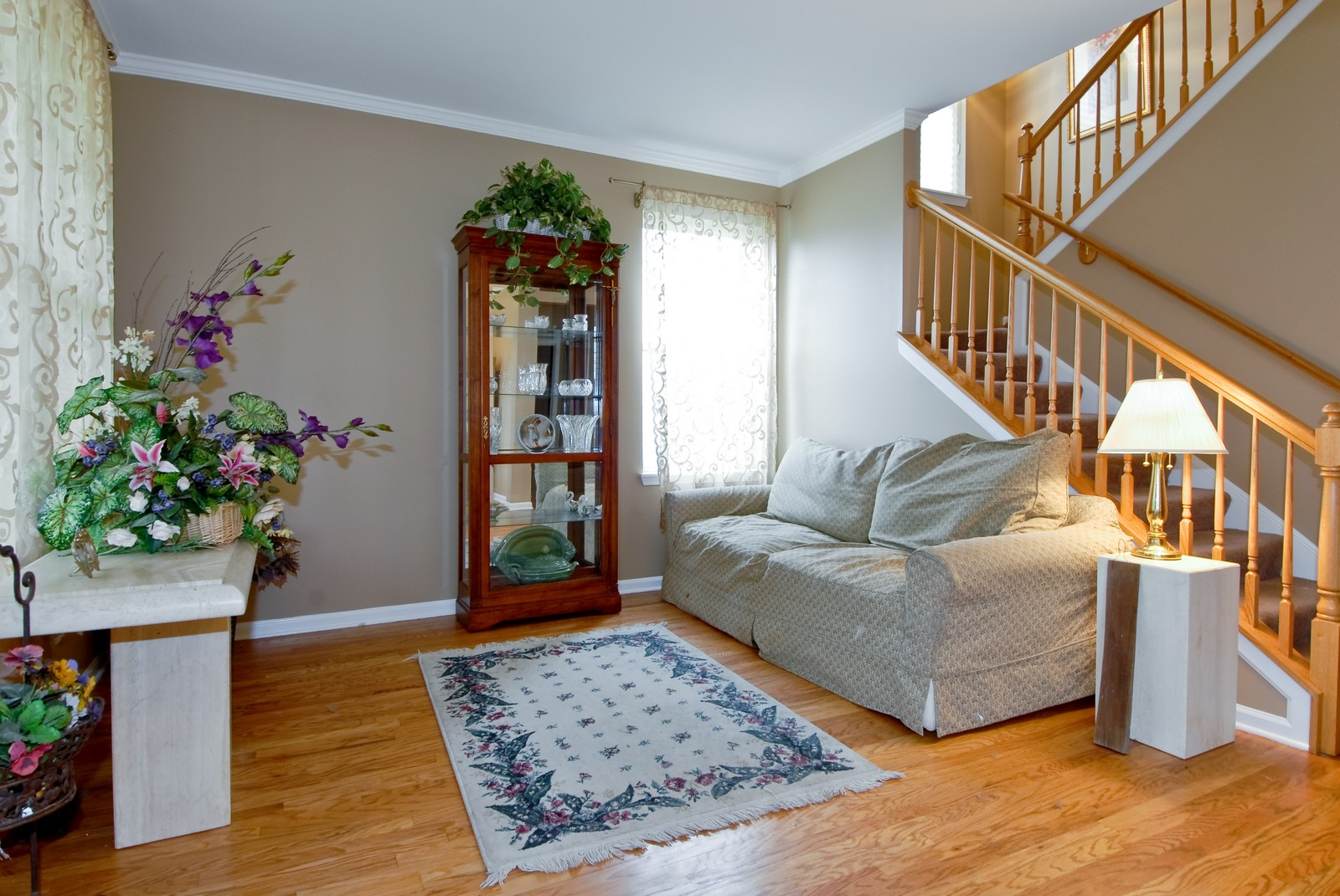 Real Estate Photography - 426 Red Sky, Saint Charles, IL, 60174 - Living Room