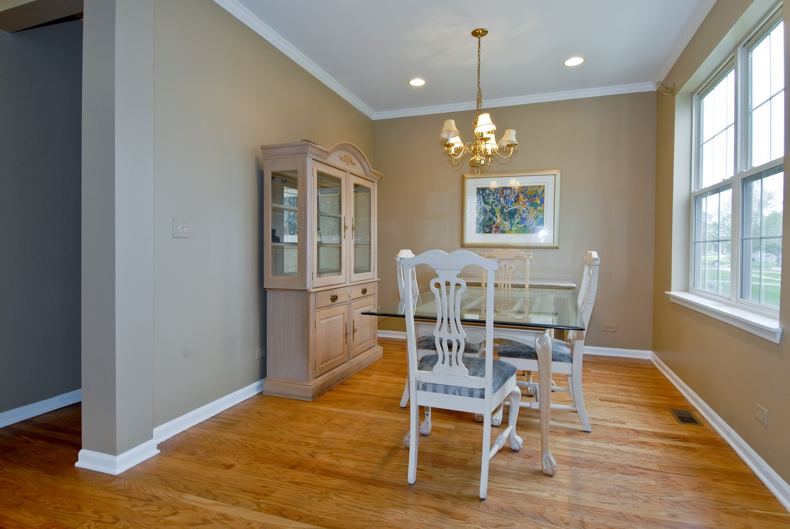 Real Estate Photography - 426 Red Sky, Saint Charles, IL, 60174 - Dining Room