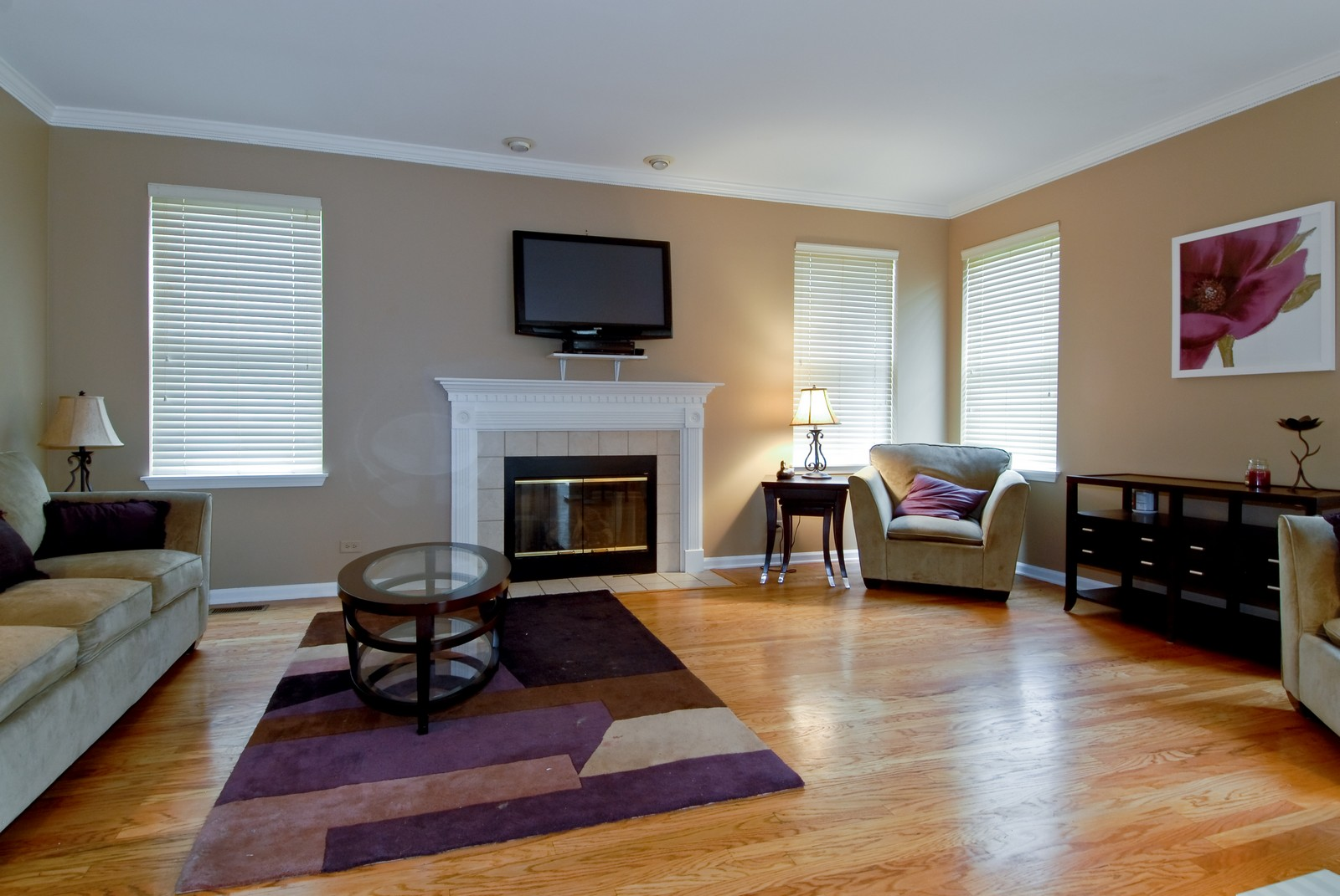 Real Estate Photography - 426 Red Sky, Saint Charles, IL, 60174 - Family Room