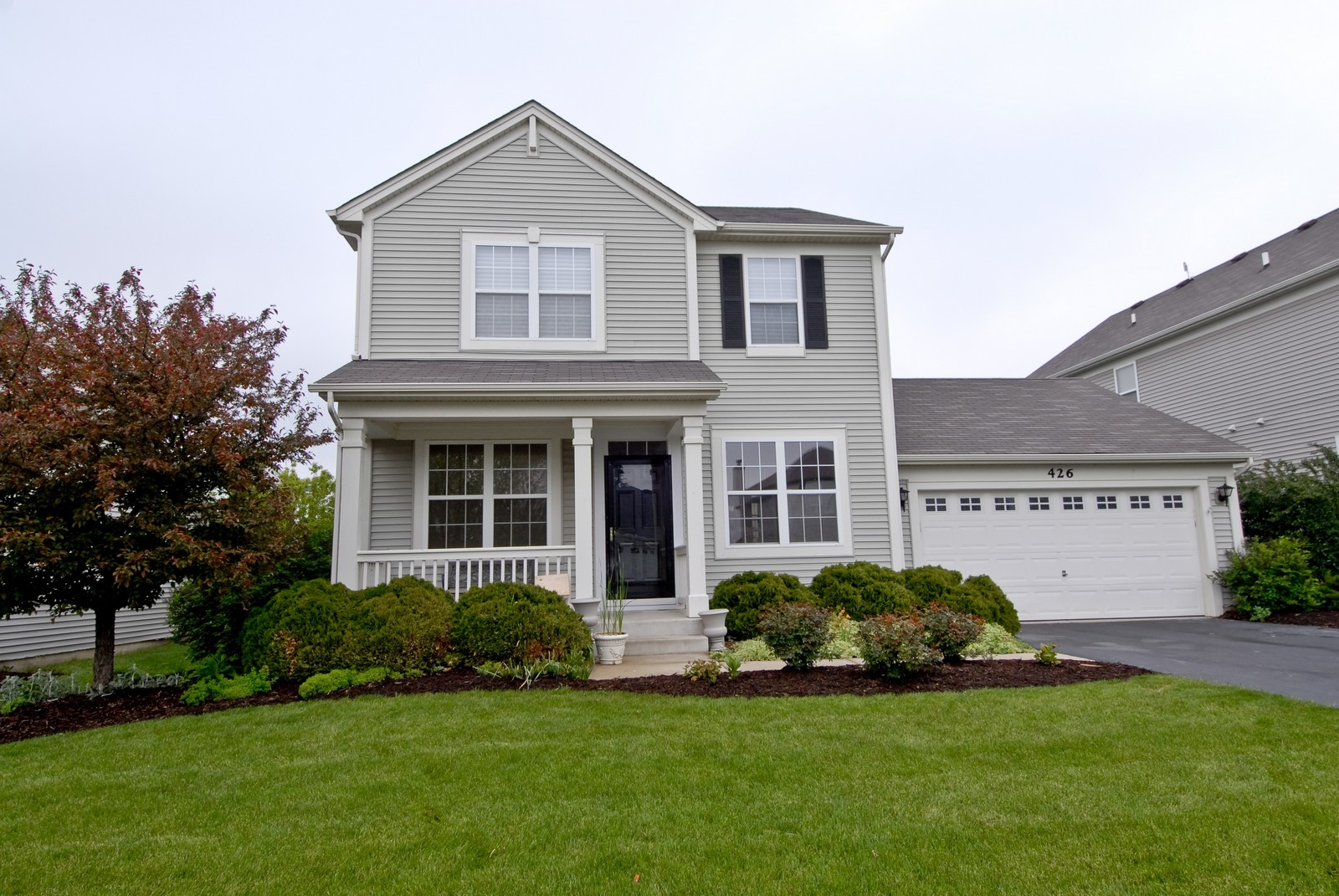 Real Estate Photography - 426 Red Sky, Saint Charles, IL, 60174 - Front View