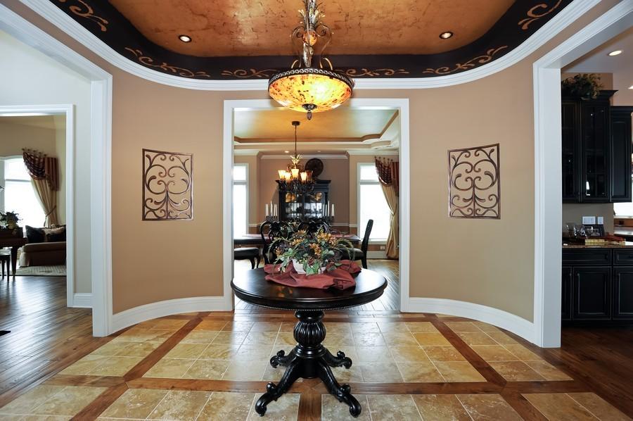 Real Estate Photography - 4508 Corktree, Naperville, IL, 60564 - Vestibule off Foyer