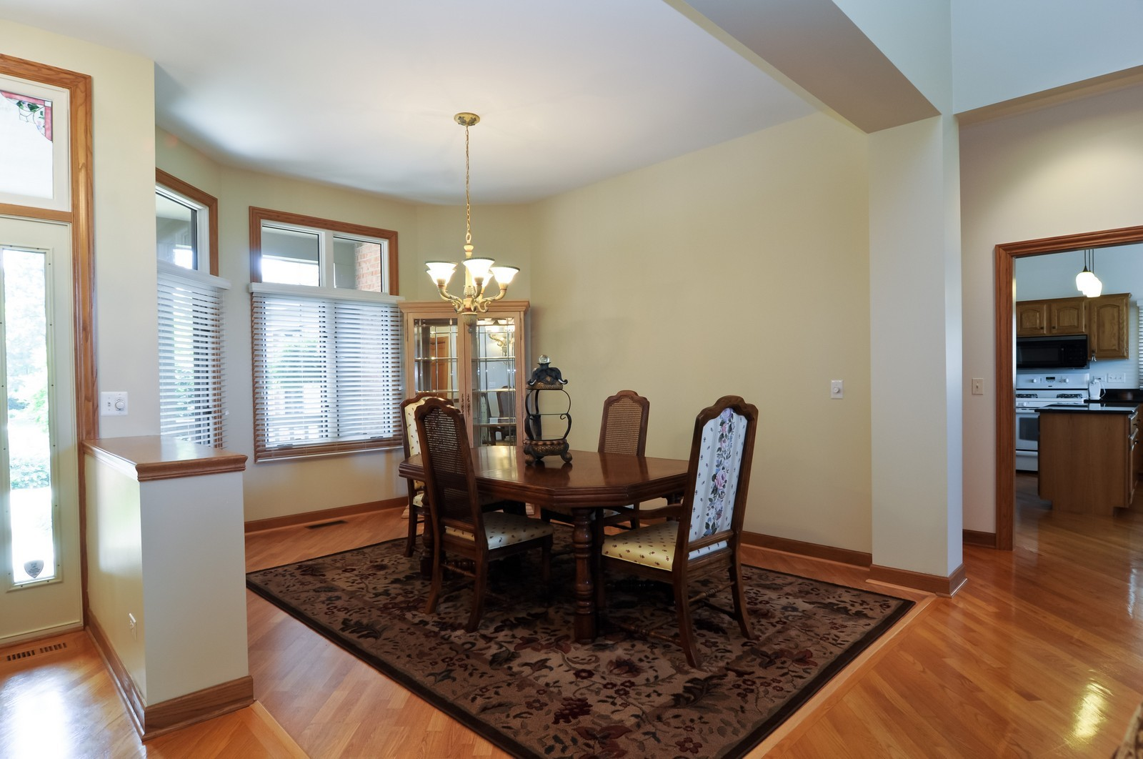 Real Estate Photography - 5 La Costa, Lake in the Hills, IL, 60156 - Dining Room