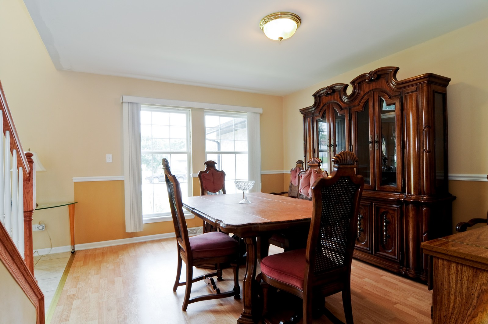 Real Estate Photography - 523 Lowe, Chicago Heights, IL, 60411 - Dining Room