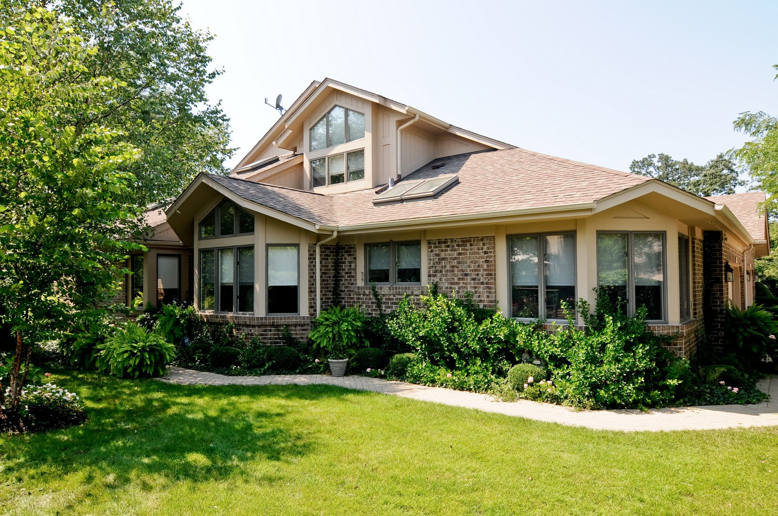 Real Estate Photography - 20060 Inverness, Olympia Fields, IL, 60461 - Front View