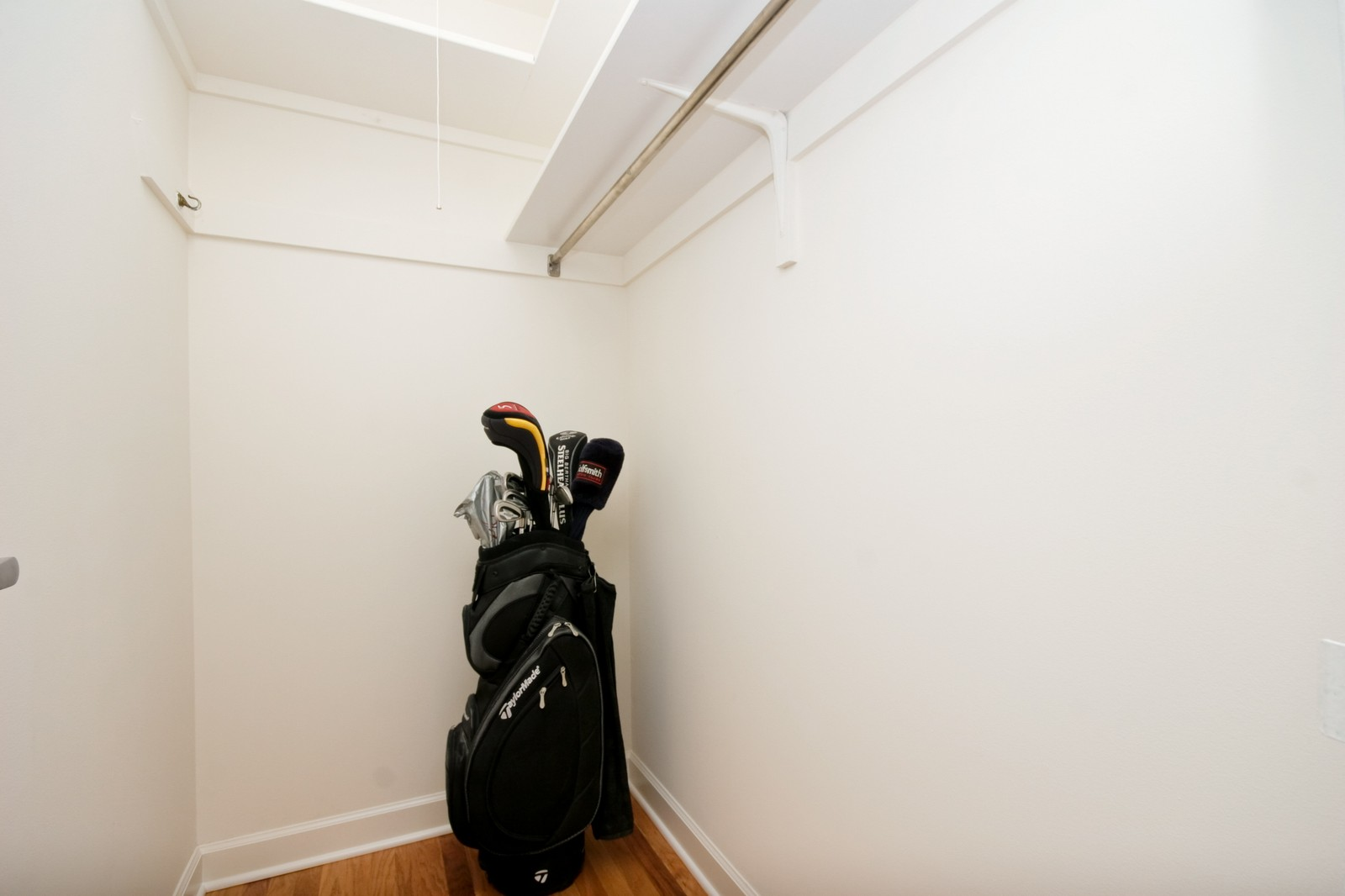 Real Estate Photography - 2800 N Lake Shore, Unit 806, Chicago, IL, 60657 - Closet