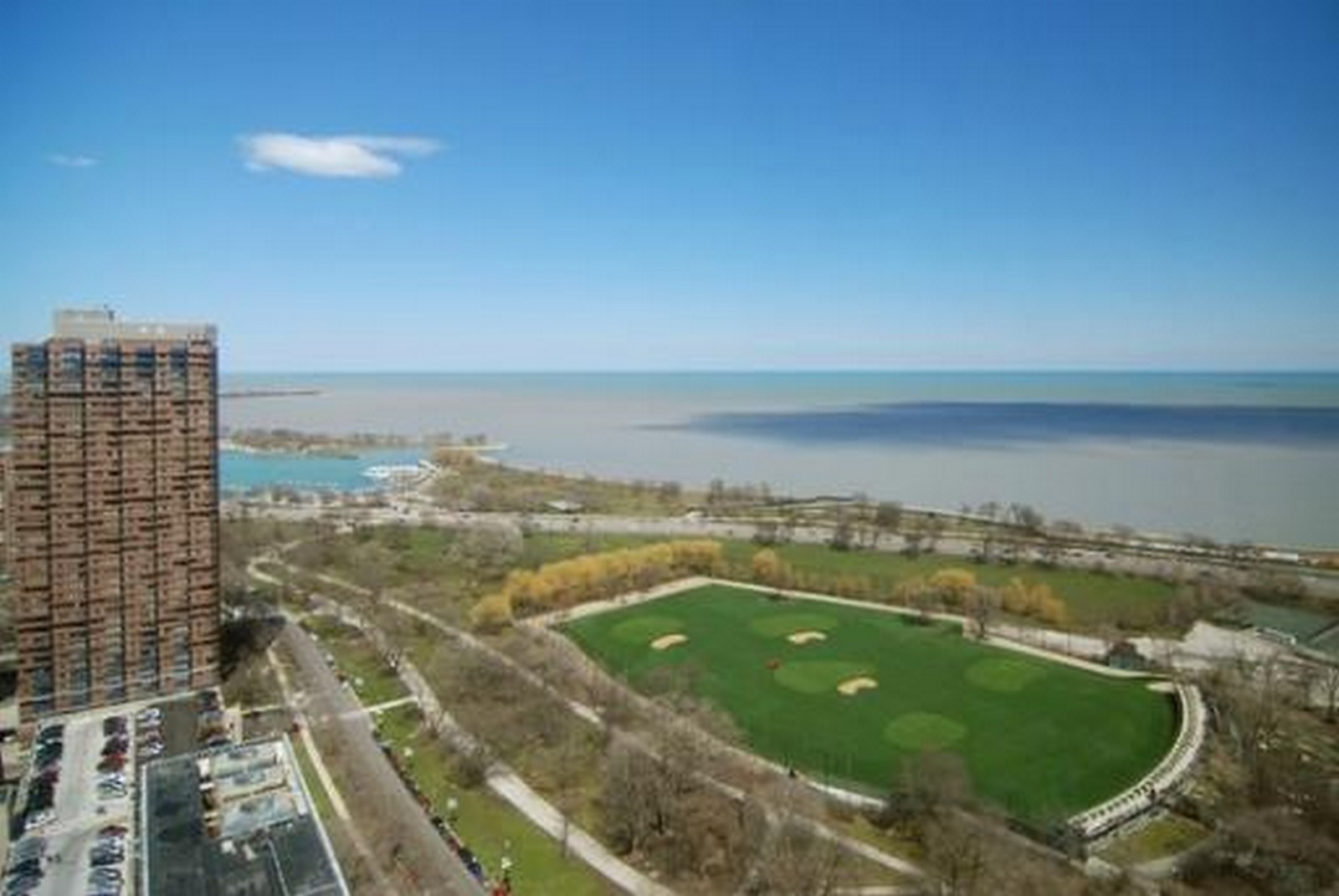 Real Estate Photography - 2800 N Lake Shore, Unit 806, Chicago, IL, 60657 - Lake View