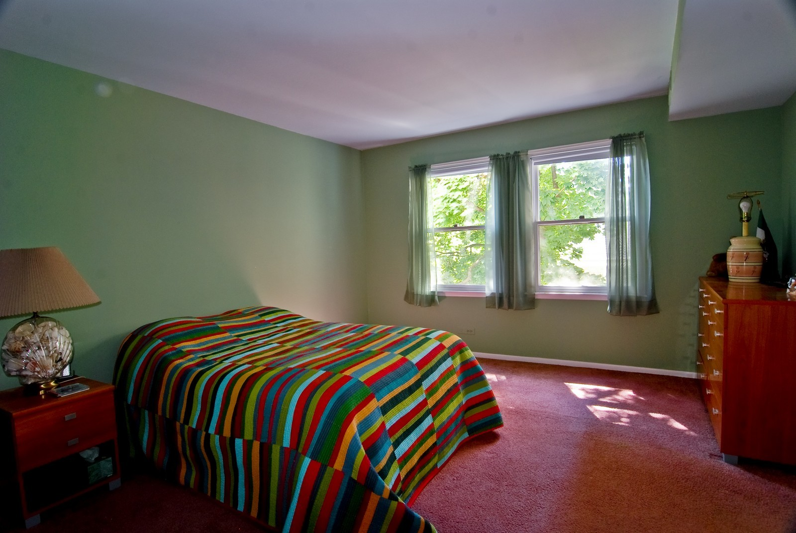 Real Estate Photography - 1535 Park, Unit 305, River Forest, IL, 60305 - Master Bedroom