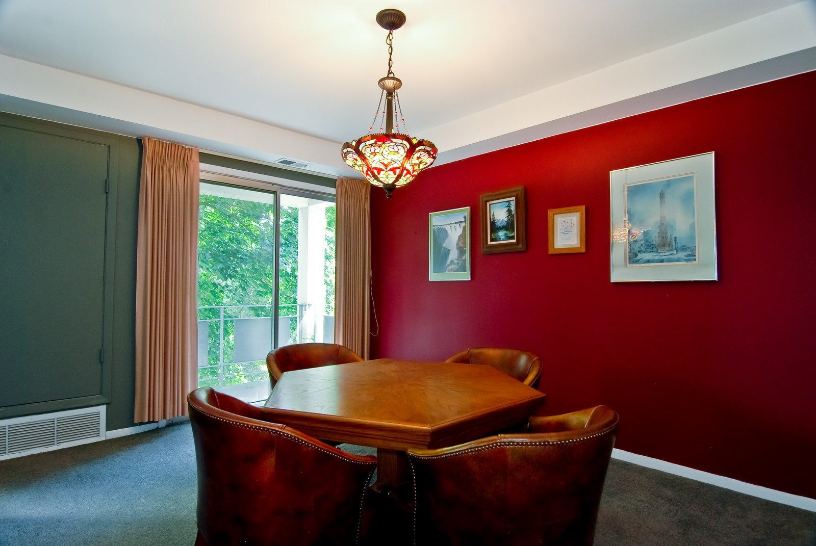 Real Estate Photography - 1535 Park, Unit 305, River Forest, IL, 60305 - Dining Room