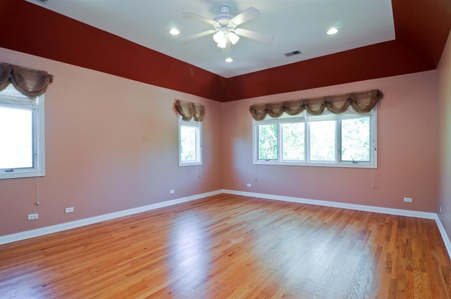 Real Estate Photography - 1016 Oakland, Barrington, IL, 60010 - Master Bedroom